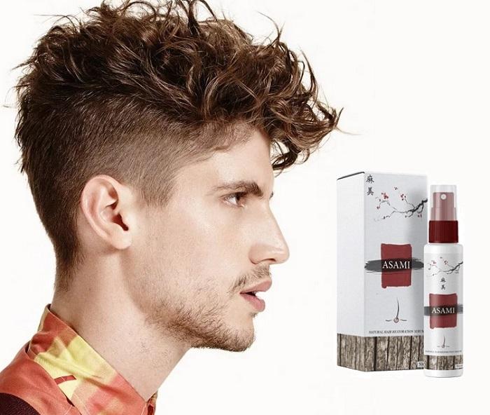 ASAMI pro růst vlasů: viditelné výsledky už za 1 týden!