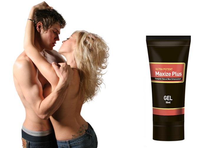 Maxize Plus pro zvětšení penisu: aktivuje přirozený a zdravý růst penisu přímo po prvním použití!