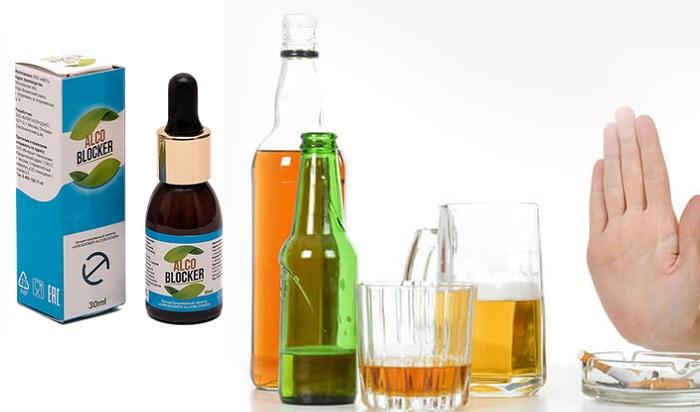 ALCO BLOCKER od alkoholismu: VÁŠ ŽIVOT BEZ ALKOHOLU!