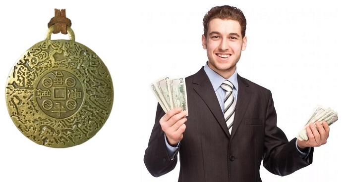 Money Amulet na bohatství a úspěch: pouze váš a funguje pouze s vaší energií!