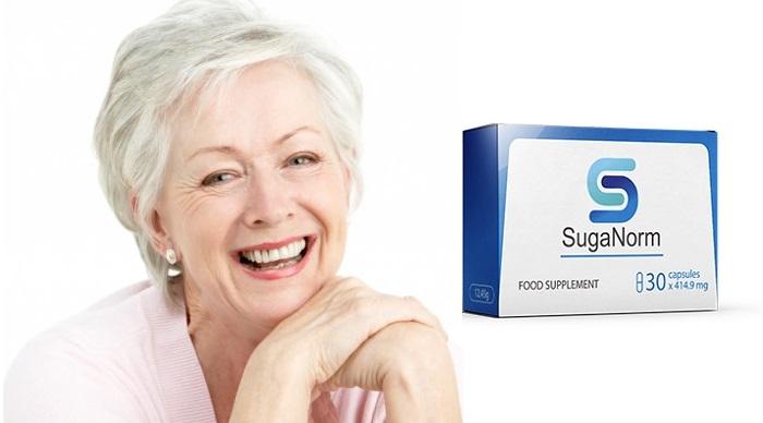 SugaNorm diabetes: stabilizuje hladinu cukru a normalizuje tvrobu inzulinu!