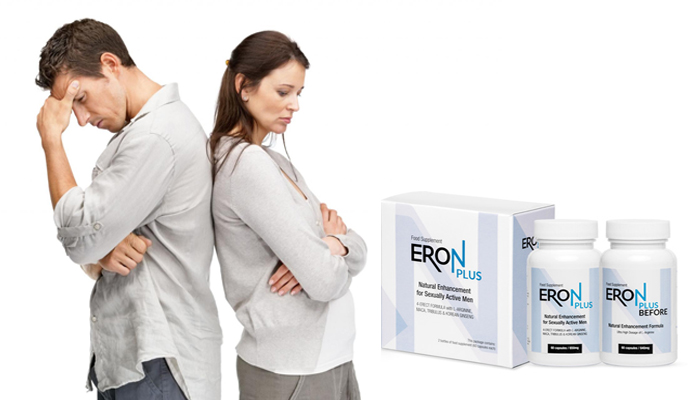 Eron Plus: delší pohlavní styk až o 30 minut