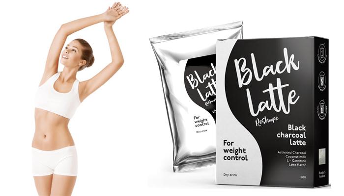 Black Latte: pro milovníky sladkého, kteří sní o zhubnutí