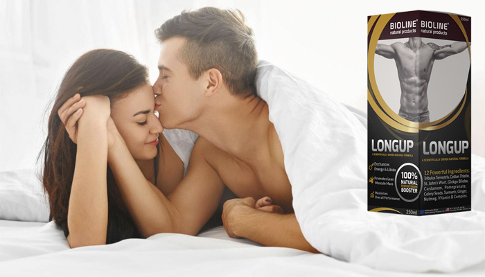 Longup pro potenci: neselhávající a dlouhohrající erekce