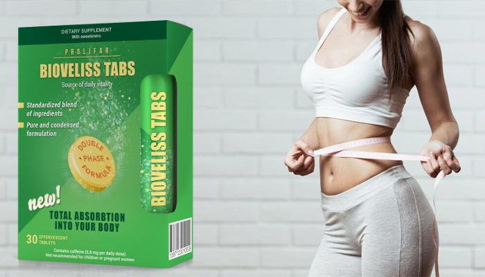 Bioveliss Tabs: záruka spektakulárních výsledků v hubnutí