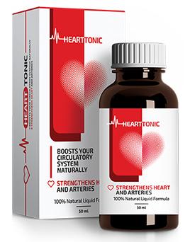 HeartTonic: odstraní hypertenzi a všechny její příznaky!