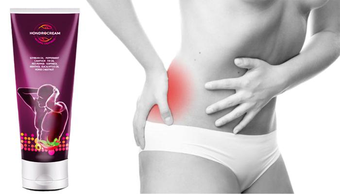 Hondrocream: krém je účinný produkt proti osteochondritidě, artróze a po úrazech!