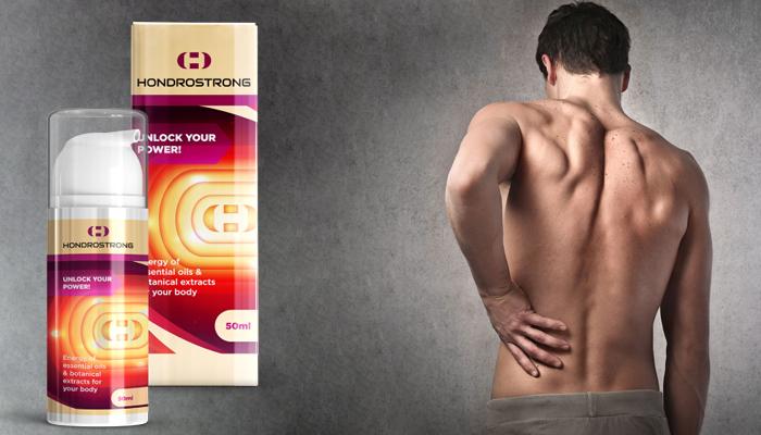 Hondrostrong: krém v boji proti bolesti kloubů, artritidě a artróze