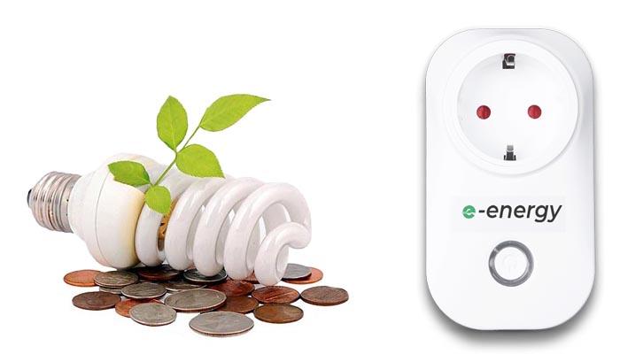 EcoEnergy: nejjednodušší způsob, jak ušetřit elektřinu!