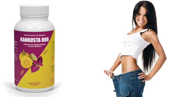 Kankusta Duo pro hubnutí: záruka spektakulárních výsledků v hubnutí
