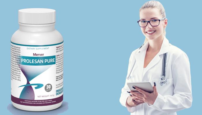 Prolesan Pure pro hubnutí: spalovač tuku vytvořený dietetiky