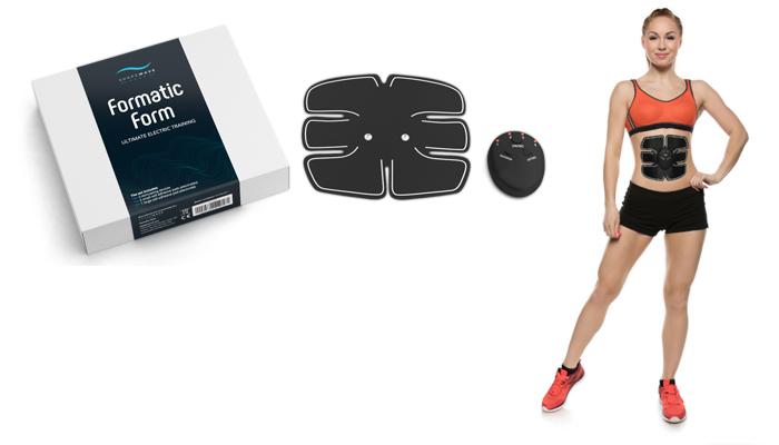 Formatic Form pro hubnutí: zhubnete 14 kg a zpevníte a vytvarujete si postavu bez diety a cvičení za 1 měsíc