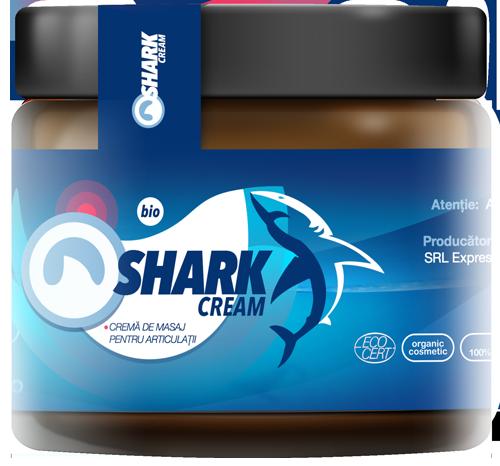 Shark Cream: zbavte se bolesti v kloubech