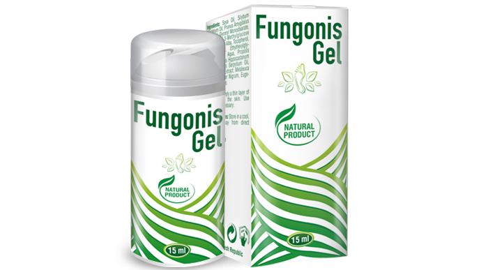 Fungonis Gel proti mykóze: proniká hluboko do pokožky a přispívá ke zničení plísně od základu