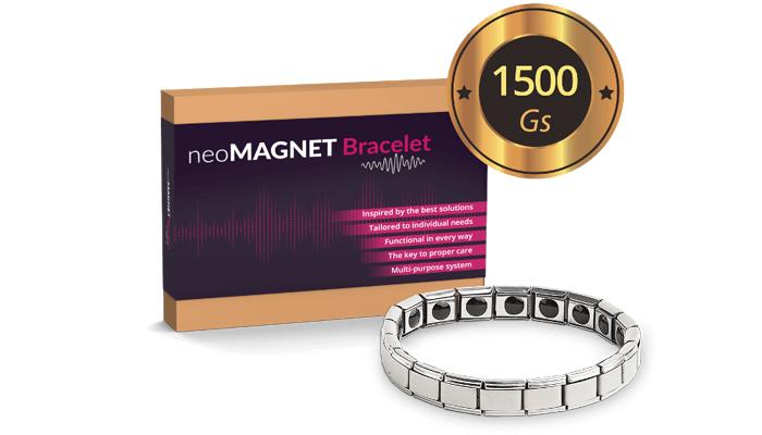 Neomagnet Bracelet: bolest zmírníte za 7 minut, a za 28 dní ji zlikvidujete navždy