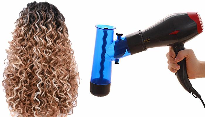 Magic Curly Difuzor pro vlasy: dokonalý účes, jako od kadeřníka