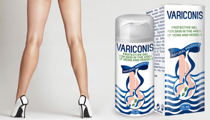 Variconis proti křečové žíly: zdravě a krásné nohy