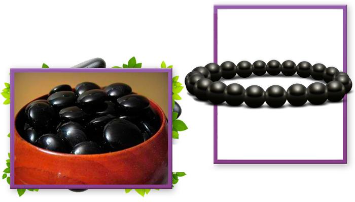 Bracelet Bianchi: náramek z černého šungit pro vaši dlouhověkost!