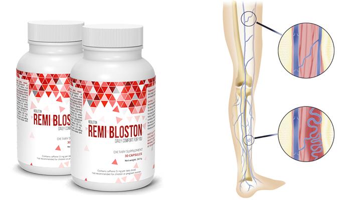 Remi Bloston: profesionální regenerace krevního oběhu