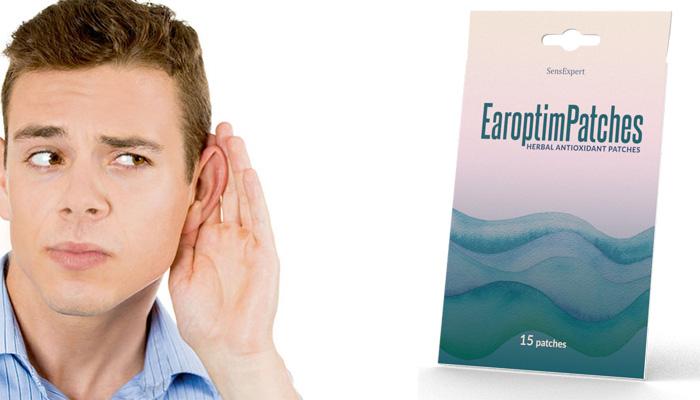 Earoptim Patches: způsob pro zlepšení sluchu vypracovaný japonským bylinářem
