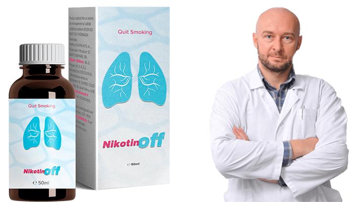Nikotinoff: přestaňte kouřit již po jednom cyklu