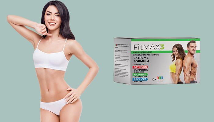 FitMAX3: unikátní systém pro rychlé hubnutí