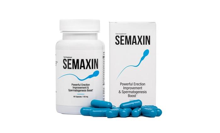 Semaxin pro účinnost: podporuje mužskou plodnost a potenci!