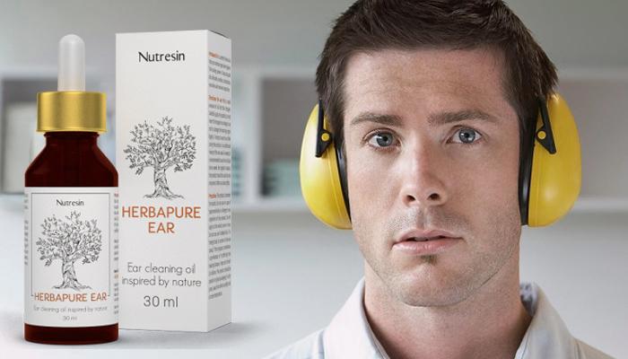 Nutresin Herbapure Ear: inovativní kúra, která navrací 100% funkční sluch!