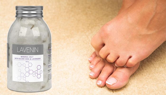 Lavenin: zbavte se mykózy diskrétně a bez stresu