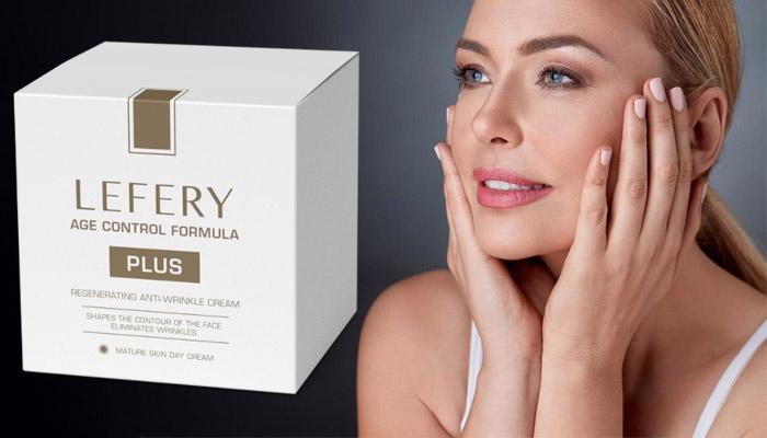 Lefery Age Control Formula Plus for Day: odstraníte 98 % vrásek a omladíte si pokožku obličeje a krku minimálně o 15 let za 28 dní