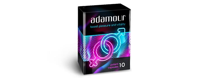 Adamour: tvrdá a trvalá erekce již za 10 minut