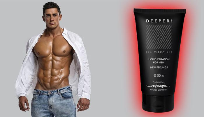 Deeper pro zvětšení penisu: gel pro váše potěšení!
