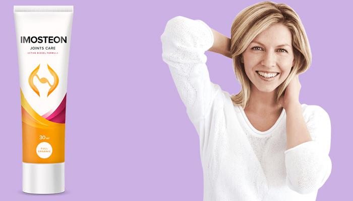 Imosteon: zbavte se bolesti a vraťte pohyblivost kloubů během 30 dní!