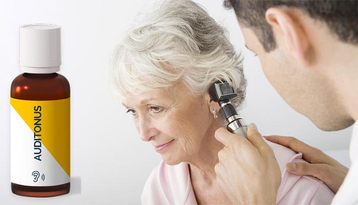 AUDITONUS: odstraní jakékoli příznaky onemocnění ucha a obnoví sluch!