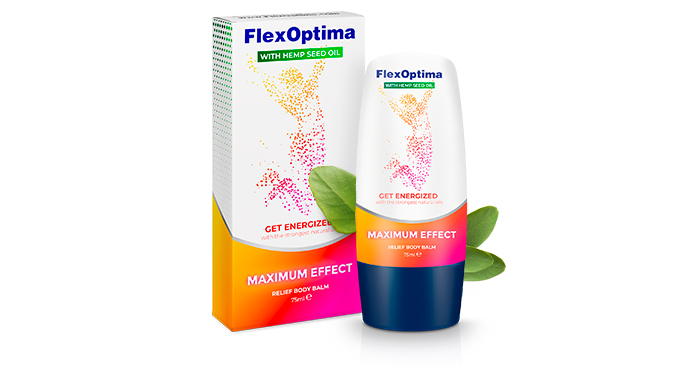 FlexOptima: je nejlepší přírodní prostředek proti bolesti kloubů