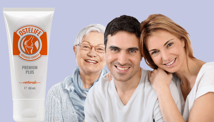 Ostelife Premium: konec bolesti v kloubech!