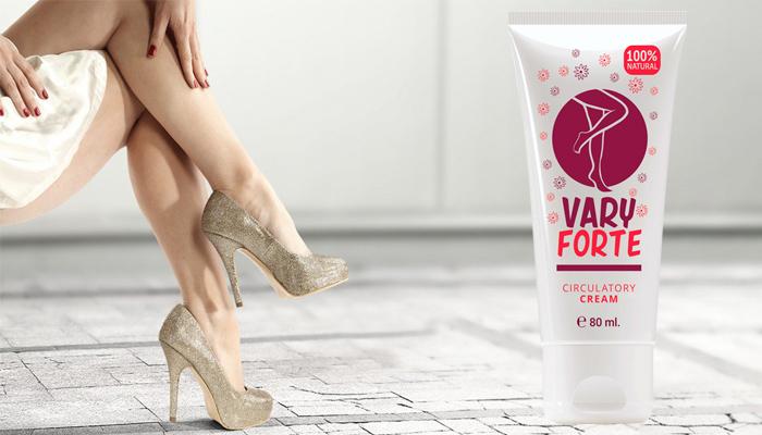 VaryForte proti křečovým žilám: zdravé a krásné nohy