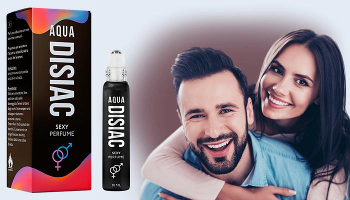 Aqua Disiac parfém na zakladně feromonů: probuďte vášeň