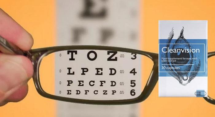CleanVision pro zrak: vrátí vám zdraví očí za 1 kurz!