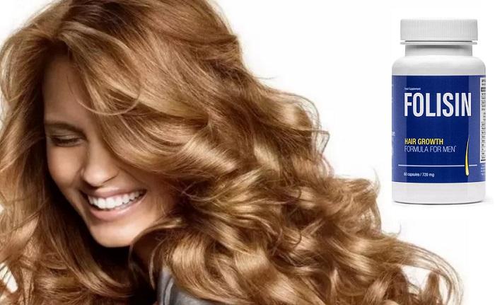 Folisin proti vypadávání vlasů: vaše vlasy budou husté a zdravé!