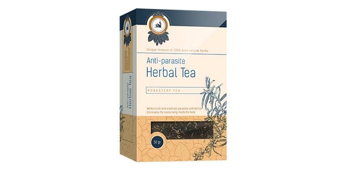 Herbal Tea od parazitů: zbaví se helmintů v co nejkratším čase!