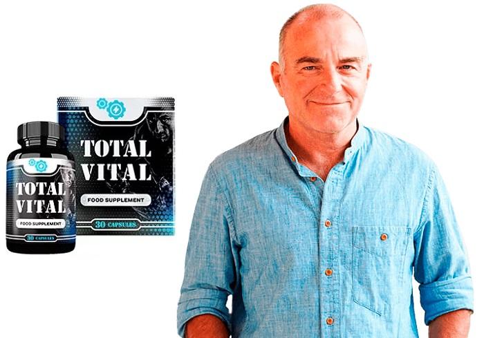 Total Vital z prostatitidy: ušetříte zdraví mužů po mnoho let!