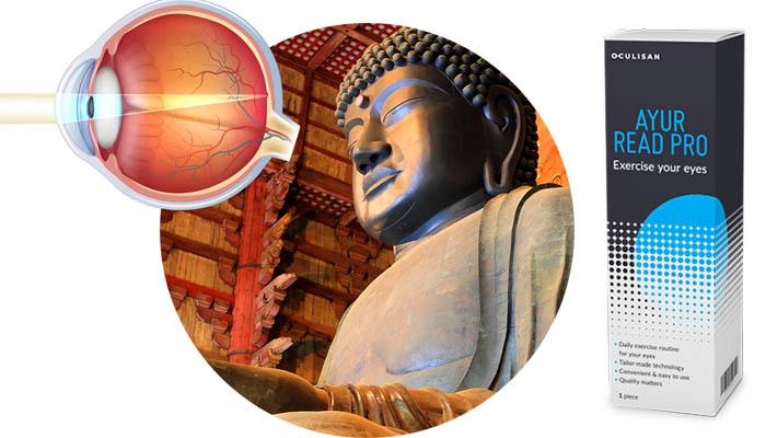Ayur Read Pro ajurvédské brýle: dobrý zrak mrknutím oka!