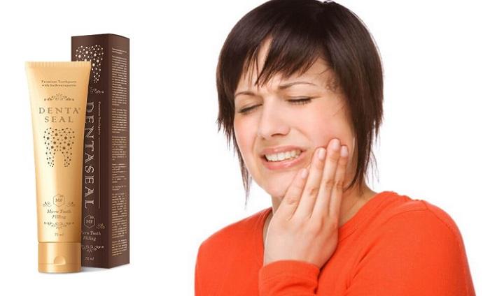 Denta Seal pro bělení zubů: už nemusíte chodit k zubnímu lékaři!