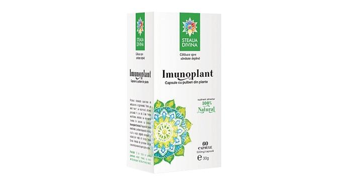 Imunoplant chcete-li zvýšit imunitu: сhraňte své tělo před onemocněním!