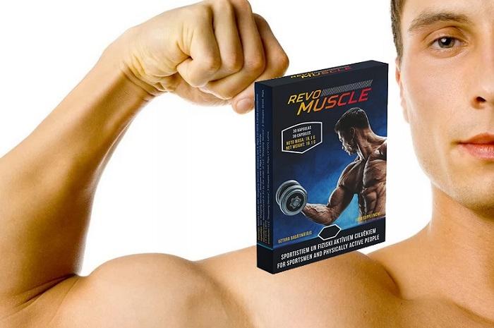REVOMUSCLE pro budování svalů: rychlé a efektivní výsledky!