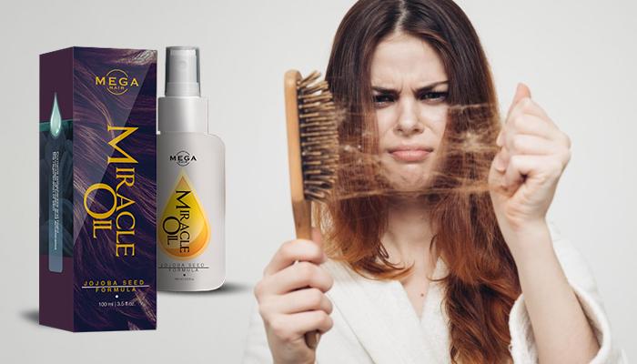 Mega Hair: zastavte vypadávání vlasů