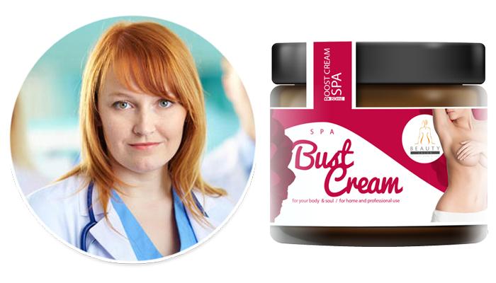 Bust Cream Spa: přirozené zvětšení prsou