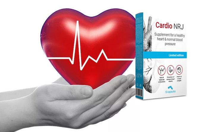 Cardio NRJ z hypertenze: vaše tajemství zdraví a dlouhověkosti!