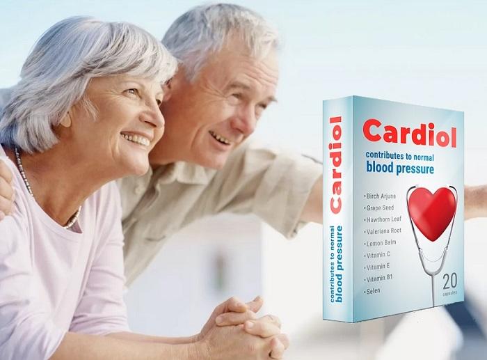 Cardiol před zvýšeným tlakem: spolehlivá ochrana vašeho srdce a cév!